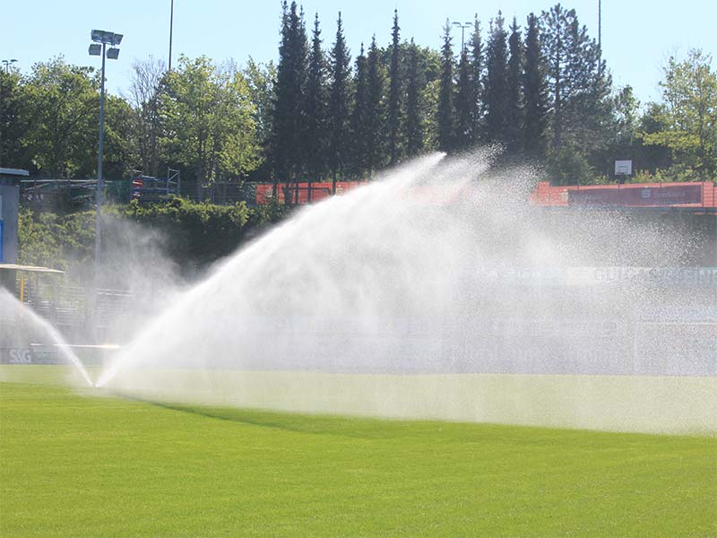 Bewässerung Sportanlage FC Nöttingen