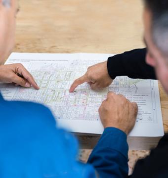 Gross Bewässerungstechnik Planung